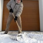 Garage Door Freezing and How to Prevent it This Winter