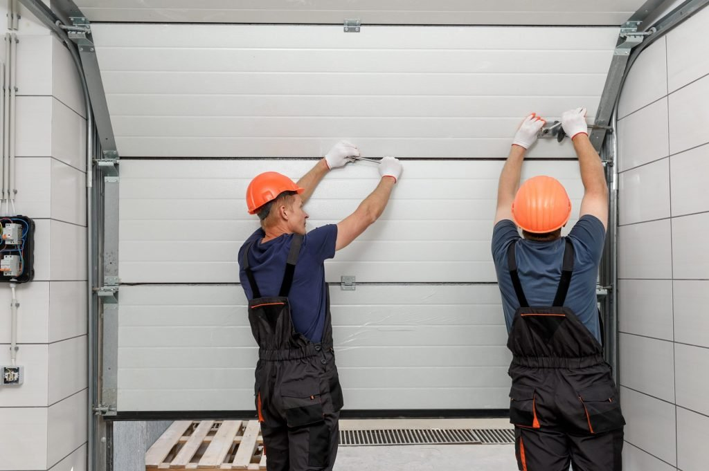 Read more on Should I install my garage door myself?