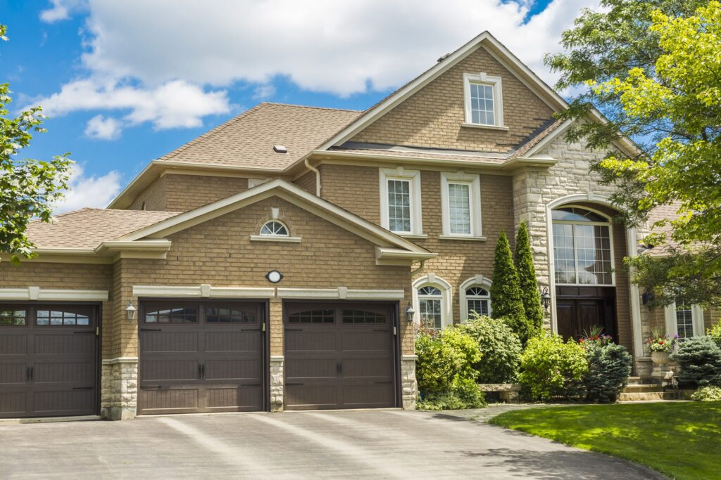 Add Value to Your Home With Faux Wood Garage Doors And Other Varieties
